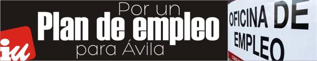 Empleo - Plan de Empleo para Ávila