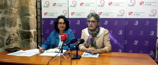 Henar Alonso y Montserrat Barcenilla