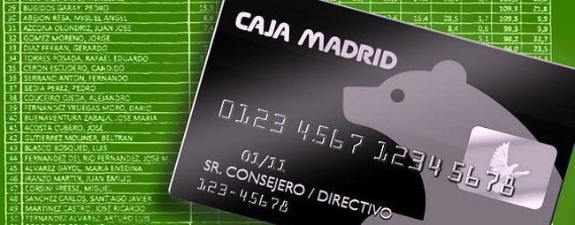 Tarjetas Bankia Black