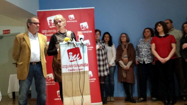 Santiago - Montserrat Barcenilla - Presentacion Candidatura Elecciones Municipales